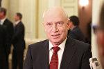 Исполнительный секретарь СНГ Сергей Лебедев