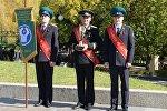 Эстафета победы в городе Сочи