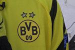 Відэазварот мінскага аматара Borussia Dortmund да каманды пасля выбуху