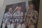 Чтобы вернулся невредимым: дети отправили послание Новицкому на МКС