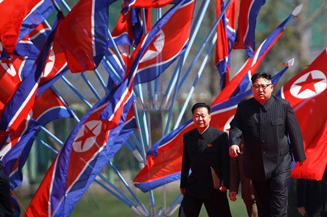 Ким Чен Ыноткрыл вПхеньяне «улицу рассвета»
