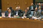 Россия в СБ ООН заблокировала проект резолюции по Сирии
