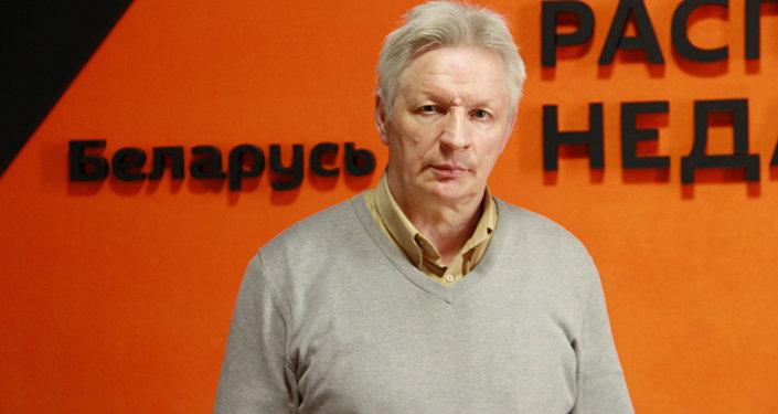 Политический эксперт Николай Сергеев