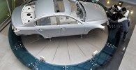 Инженеры Hyundai работают на созданием автомобиля под брендом Genesis