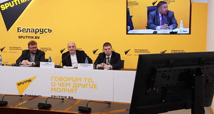 Лукашенко учавствует в совещании Высшего Евразийского финансового совета