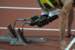 Шестикратный чемпион Паралимпийсикх игр Оскар Писториус