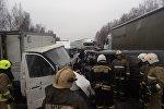 Авария в Брянской области