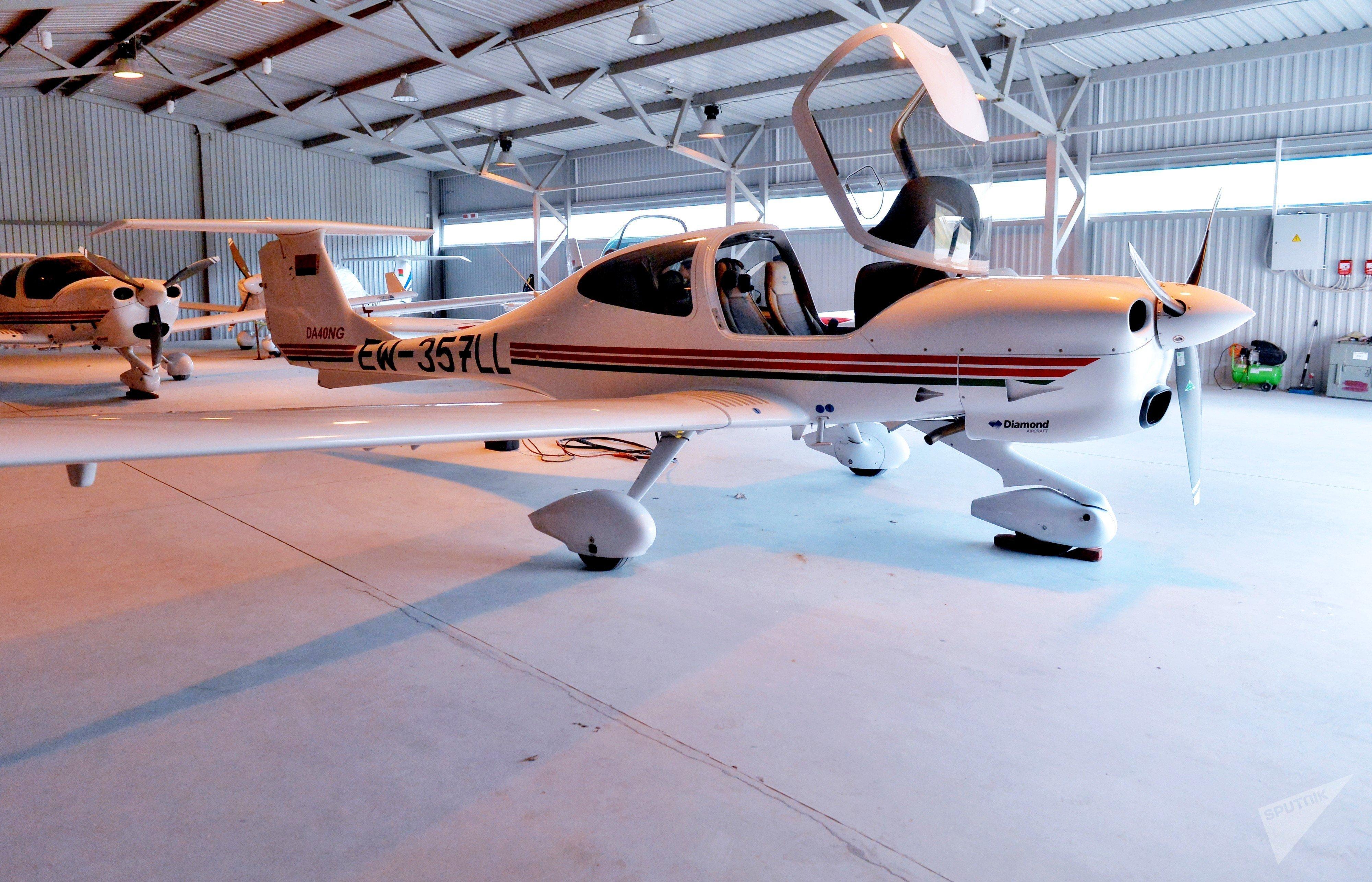 После обучения на самолете Diamond пилот может переучиться летать даже на Boeing