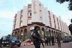 Отель в Бамако, на который напали террористы