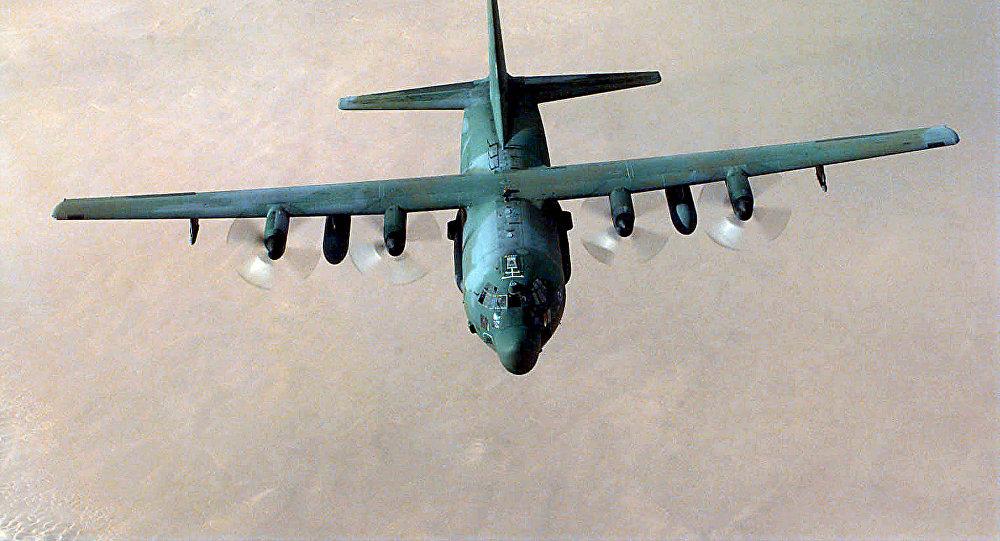 США нанесли авиаудар поДАИШ вАфганистане самой сильной неядерной бомбой