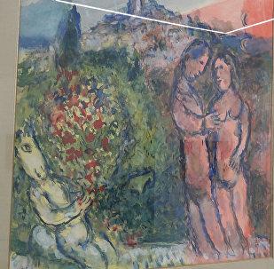 Мастацтвазнаўца: Марк Шагал ня быў патрэбны Савецкаму Саюзу