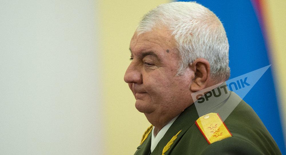Новым генсеком ОДКБ стал представитель Армении Хачатуров