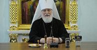 Мітрапаліт Павел павіншаваў праваслаўных вернікаў са светлым святам Вялікадня