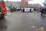 Авария в Витебске