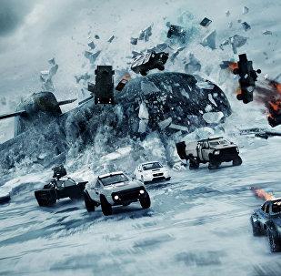 Кадр з фільму Фарсаж 8
