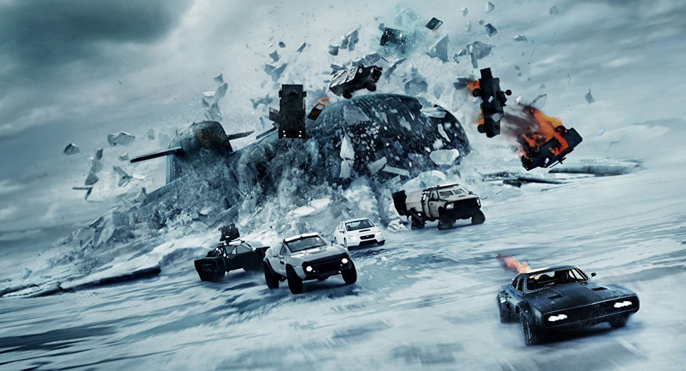 Кинобоевик «Форсаж 8» установил рекорд продаж: неменее  $530 млн за 1-ый  уикэнд
