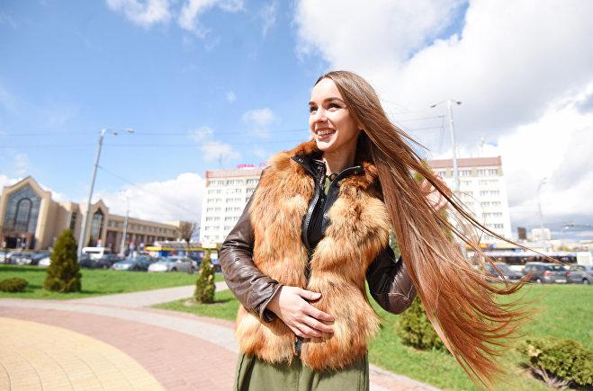 Раз в месяц Екатерина Дубровская делает маски для волос на основе горчицы и оливкового масла