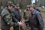 Субботник в Валерьяновском лесничестве Узденского района