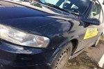 Нетрезвая автоледи угнала такси в Бресте