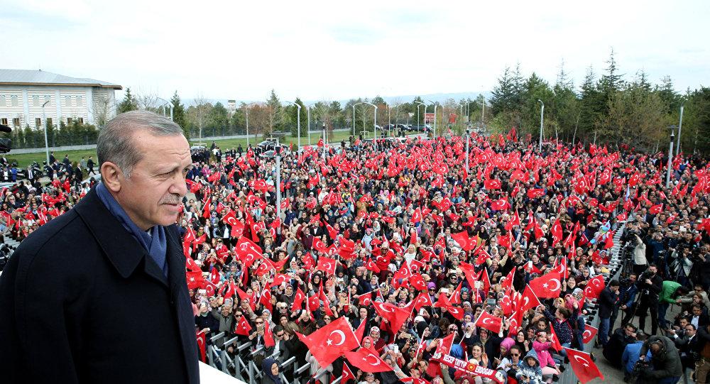 Эрдоган поведал опобеде Турции над крестоносцами