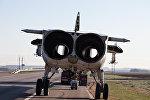 Су-24М транспортируют по трассе