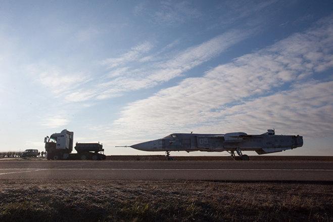 Су-24М разработан ОКБ Сухого, сам конструктор был родом из Глубокого
