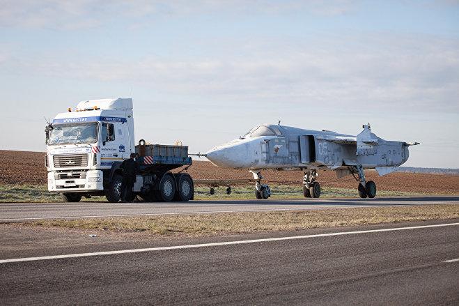 Су-24М проектировался в 1970-х
