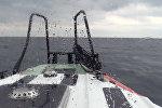 Поисково-спасательная операция в акватории Черного моря, где затонул сухогруз