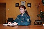 Официальный представитель Гродненского областного УМЧС Наталья Живолевская