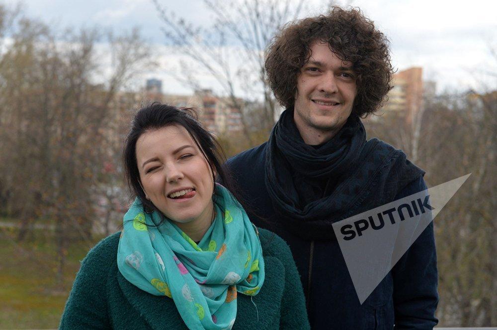 Артем Лукьяненко и Ксения Жук: наша задача – выйти на сцену и спеть