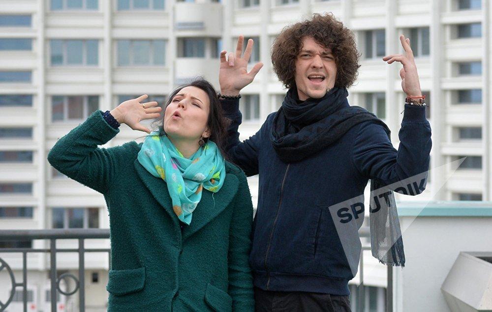 Naviband будут первыми, кто выйдет на сцену Евровидения с песней на белорусском языке