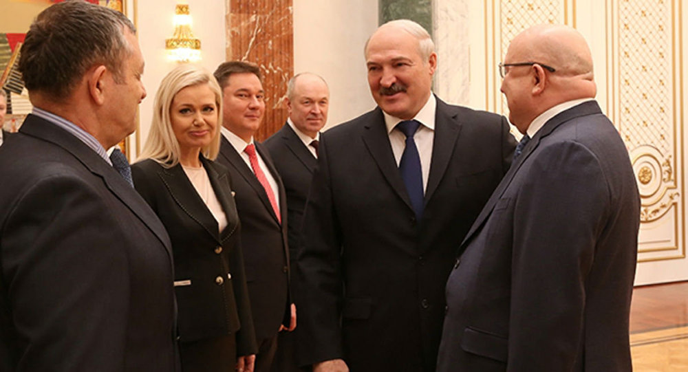 Переговоры с губернатором Нижегородской области России Валерием Шанцевым 20 апреля 2017 года