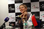 Азаренко поздравила Серену Уильямс с беременностью