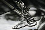 Логотип Bentley, архивное фото