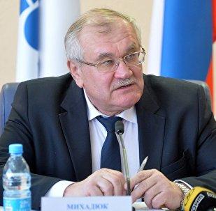 Заместитель министра энергетики Михаил Михадюк