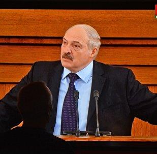Послание президента Беларуси Александра Лукашенко белорусскому народу и парламенту