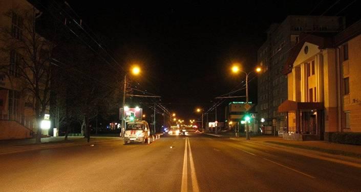 Встолкновении фургона имикроавтобуса около Борисова погибли 2 человека