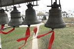 В Пасхальную неделю все желающие могут позвонить в колокола.