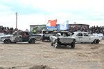 На Линии Сталина прошла Битва машин