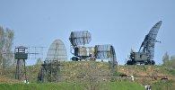 Система ПВО, архивное фото