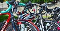 Спортивные велосипеды, архивное фото