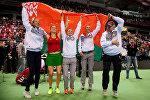 Полуфинал Кубка Федерации по теннису в Минске