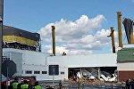 Авария на заводе компании PepsiCo в Липецкой области
