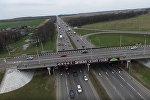 Затруднение движения на Могилевском шоссе на Радуницу 25 апреля