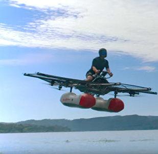 Видео с прототипом летающего автомобиля посмотрели более миллиона раз