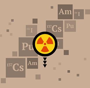 Инфографика Sputnik: Чернобыльский фон
