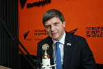 Заслуженный мастер спорта Республики Беларусь, депутат Палаты представителей Национального собрания Вадим Девятовский