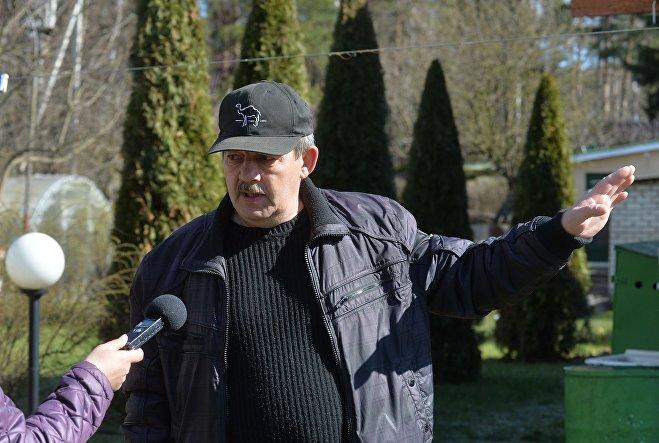Виктор Носаль вспоминает трагедию в Крыжовке