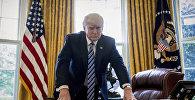 Президент США Дональд Трамп, архивное фото