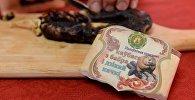 Первую партию бобриной колбасы представили на выставке Охота и рыболовство